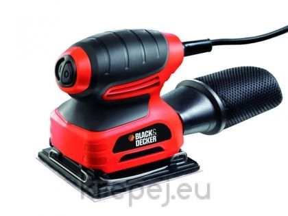 Шлайфмашина Black&Decker KA400 220 W