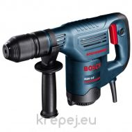 Къртач със SDS-Plus – Bosch GSH 3 E, 650 W, 0-3.500 удара, 2.6 J, 3.5 кг.